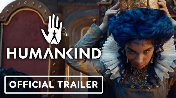 "The Game Awards : Humankind dévoile son nouveau trailer et sa nouvelle OpenDev ""Lucy"""