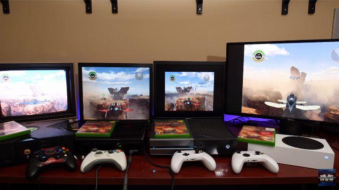 Il relie Xbox, Xbox 360, Xbox One et Xbox Series S pour jouer en réseau, la vidéo surprenante