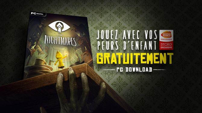 Little Nightmares 2 : La démo disponible sur consoles, le premier épisode GRATUIT sur PC
