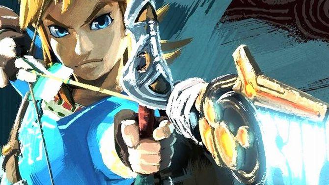 L'image du jour : Un coup d'une maîtrise impressionnante dans Zelda BOTW