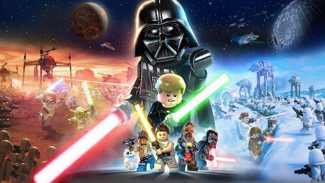 LEGO Star Wars : La Saga Skywalker proposera des centaines de personnages jouables