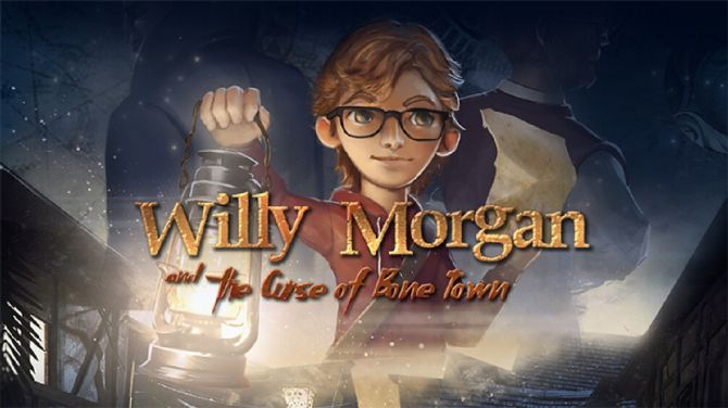Willy Morgan and the Curse of Bone Town, point & click annoncé sur Switch