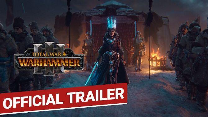 Total War Warhammer III annoncé officiellement avec un premier trailer