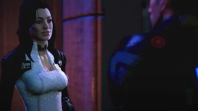 Mass Effect Legendary Edition changera des plans de caméra discutables