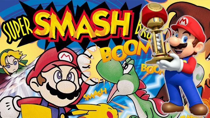 Super Smash Bros : Un joueur récompensé de 3000 dollars en décrochant un nouveau record