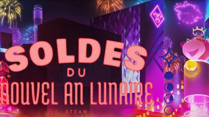 Steam : Les Soldes du Nouvel An Lunaire sont là et elles font un effet boeuf