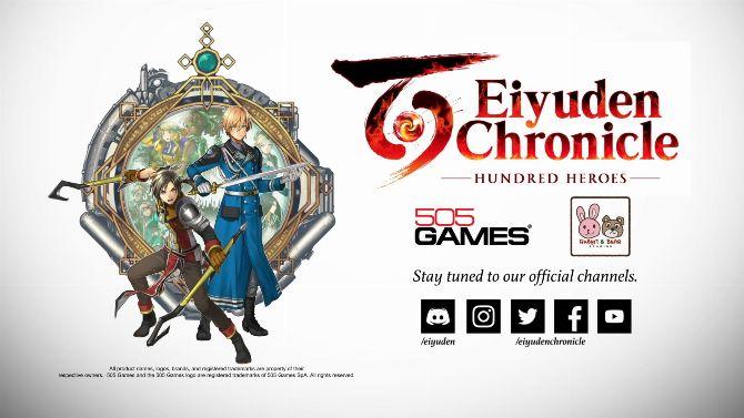 Eiyuden Chronicle : Le RPG des créateurs de Suikoden aura le même éditeur que Bloodstained