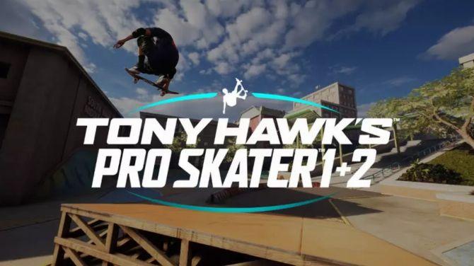 Tony Hawk's Pro Skater 1+2 arrive sur PS5 et Xbox Series le mois prochain, la Switch attendra