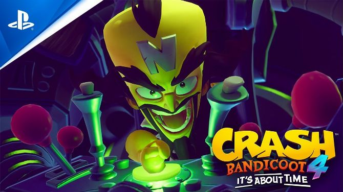 State of Play : Crash Bandicoot 4 présente sa mise à jour PS5