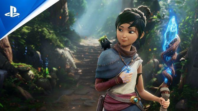 State of Play : Kena Bridge of Spirits se montre sur PS5 et a une date de sortie