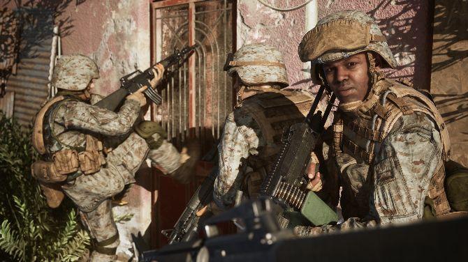Six Days in Fallujah : Changement de tactique, il est finalement très politique