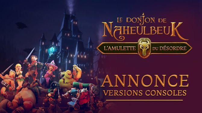 Le Donjon de Naheulbeuk L'Amulette du Désordre arrive sur consoles, la Xbox One encore lésée