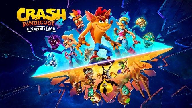 Crash Bandicoot 4 It's About Time tient sa date de sortie sur PC