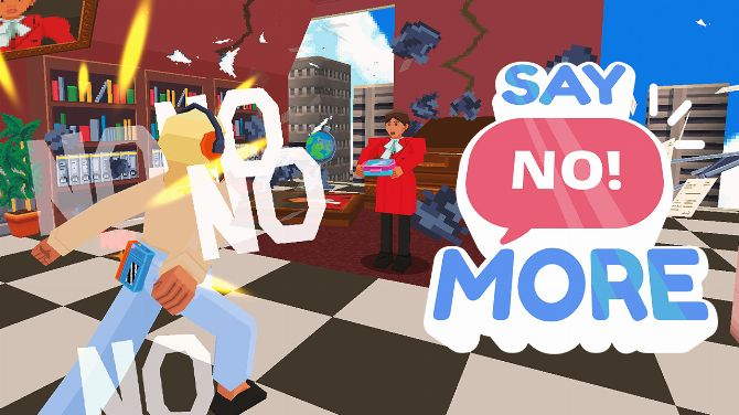 Say No! More : On a joué au jeu le plus WTF de l'année, et on a bien envie de lui dire... Oui !