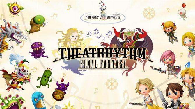 Square Enix (re)dépose la marque Theatrhythm : La série de retour sur scène ?