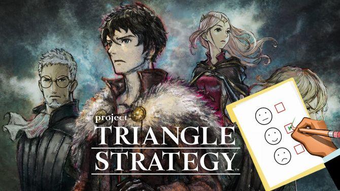 Project Triangle Strategy : Le T-RPG de la Switch parle statistiques et durée de vie