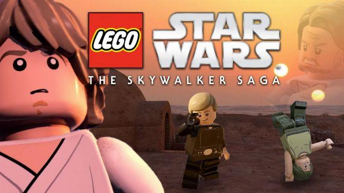 LEGO Star Wars: The Skywalker Saga subit un nouveau report cosmique