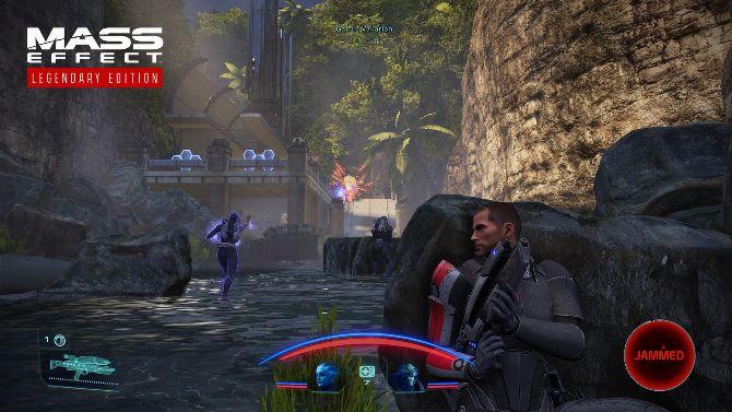 Mass Effect Legendary Edition reparle de ses améliorations