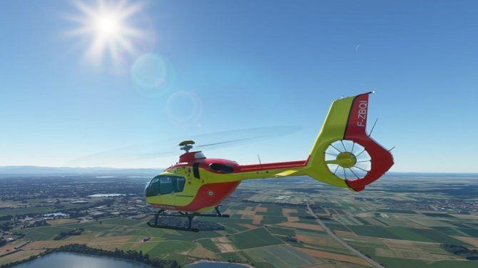 Flight Simulator : On peut désormais piloter un hélicoptère, voici comment