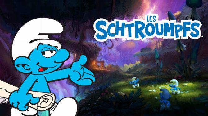 Microids annonce quatre jeux Les Schtroumpfs et dévoile le titre de leur nouvelle aventure