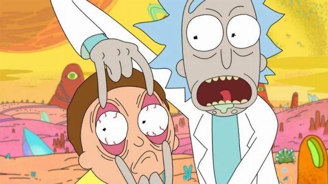 L'image du jour : Une voiture Rick et Morty de classe mondiale