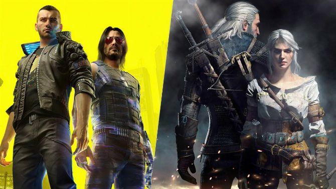 CD Projekt RED : Des chiffres pour Cyberpunk 2077 et The Witcher 3