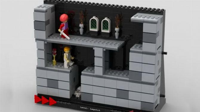 Prince of Persia : Un concept de set LEGO se découvre, soutien demandé