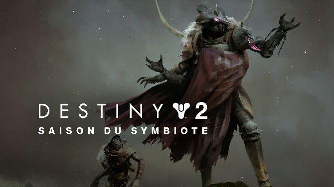 Destiny 2 : La saison 14, Saison du Symbiote se dévoile dans une vidéo sombre