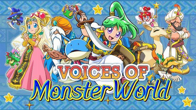 Wonder Boy Asha in Monster World tient ses dates de sortie : La version console ce mois-ci