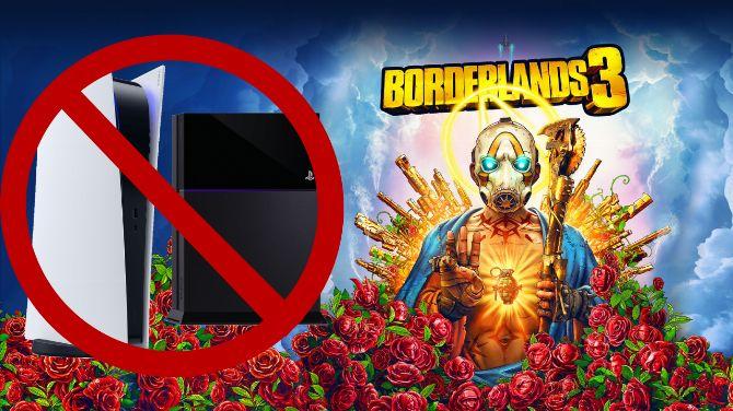 Borderlands 3 : Pitchford affirme que 2K a demandé la suppression du cross-play sur PlayStation