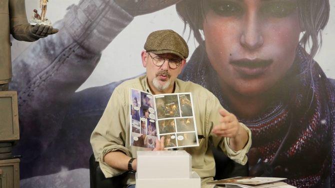 Le dessinateur et scénariste Benoit Sokal n'est plus, Microids lui rend hommage