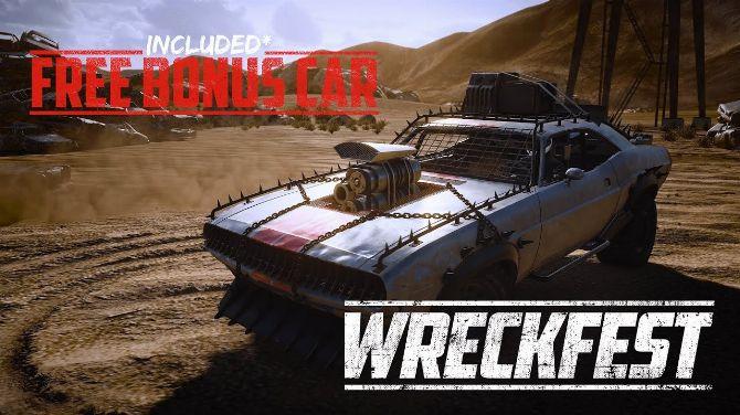 Wreckfest sort sur PS5 et Xbox Series ce jour, la vidéo bonus