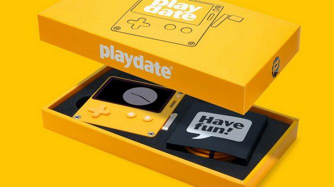 Playdate : Prix, nombre de jeux et stockage en hausse, un nouvel aperçu à voir ou revoir (REPLAY)