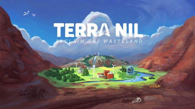 Terra Nil : Devolver annonce un city builder écolo, une démo dans quelques jours