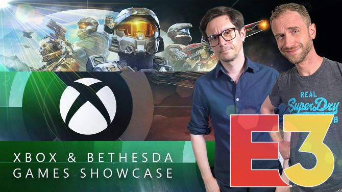 E3 2021 : Revivez le Xbox & Bethesda Games Showcase (REPLAY)