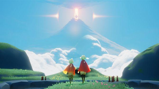 Summer Game Fest  : Le poétique Sky Children of the Light aussi sur Switch