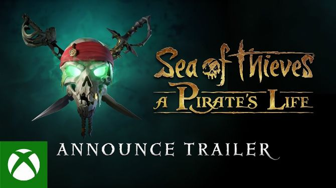 E3 2021 : Sea of Thieves feat Pirate des Caraïbes, Rare s'offre Jack Sparrow !