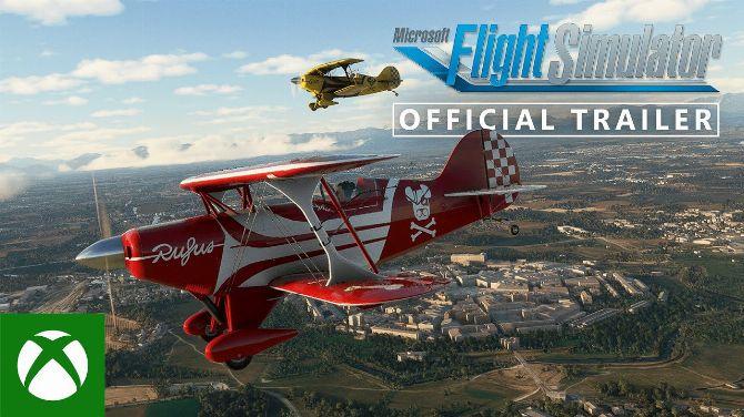 E3 2021 : Tom Cruise débarque dans Flight Simulator via un DLC Top Gun, date de sortie sur Xbox