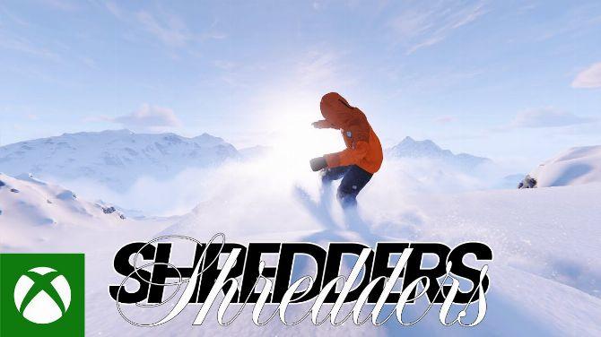 E3 2021 : Premier trailer de gameplay pour Shredders, un nouveau jeu de snowboard