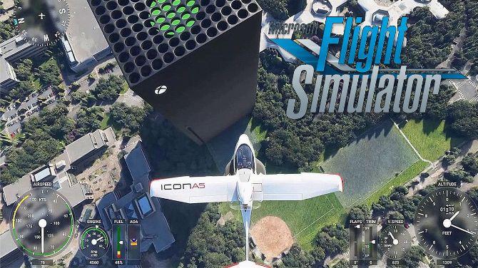 Flight Simulator : Frame rate, cross-play, gratuité, la version Xbox Series se précise