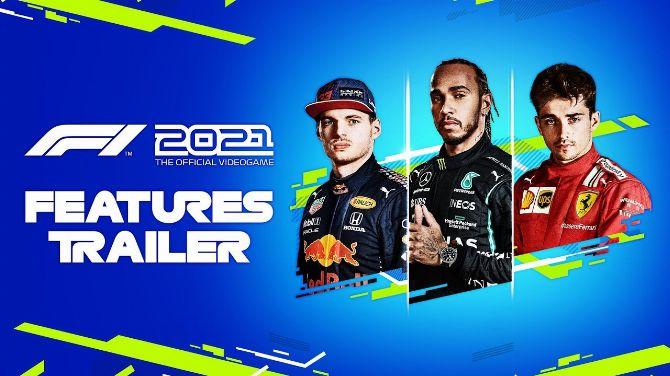 F1 2021 : Le Features Trailer pour voir le contenu du jeu est super là