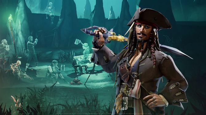Sea of Thieves : Jack Sparrow, Davy Jones... On en sait plus sur le DLC gratuit A Pirate's Life