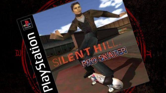 Silent Hill : Konami annonce... Deux decks de skateboard