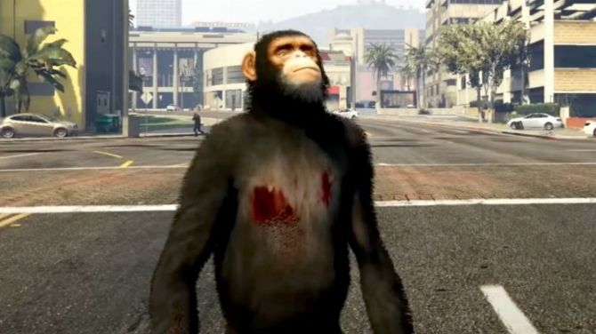 L'image du jour : Le mod le plus dingue de GTA V