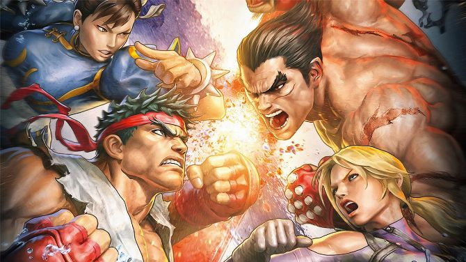 Tekken x Street Fighter n'est pas mort, il n'est juste pas vraiment vivant selon Harada
