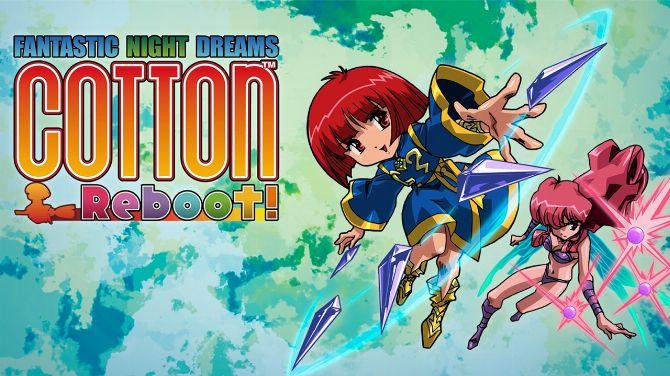 Nintendo Switch, PS4 : Cotton Reboot, le remaster d'un classique japonais daté en Europe