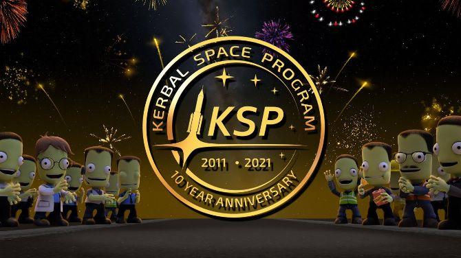 Mise à jour, versions PS5 et Xbox Series X|S... Pour ses 10 ans Kerbal Space Program fait décoller les annonces