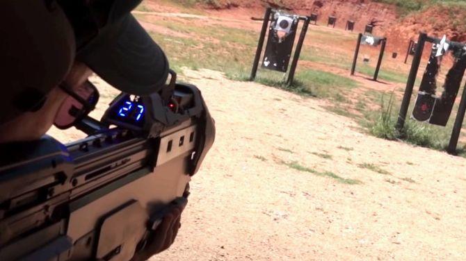 L'image du jour : L'arme emblématique de Halo pour de vrai