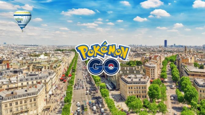 Pokémon GO : De nouveaux bonus disponibles pour l'été et le GO Fest à Paris