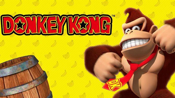 Donkey Kong : Un nouveau jeu, un projet animé et d'autres plans pour les 40 ans